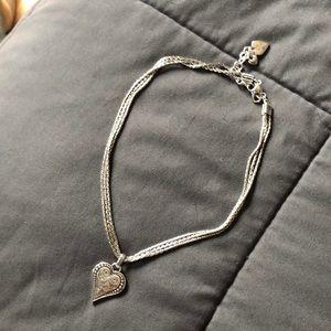 Brighton Jewelry - Stunning Rare 3-Strand Brighton Necklace